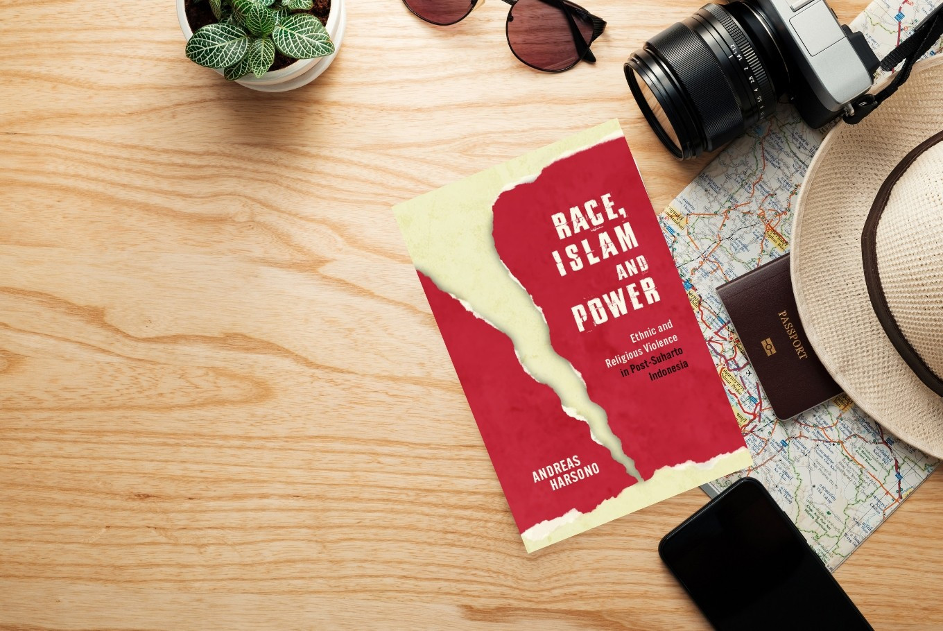 'Race, Islam and Power' set to launch ahead of 2019 presidential election