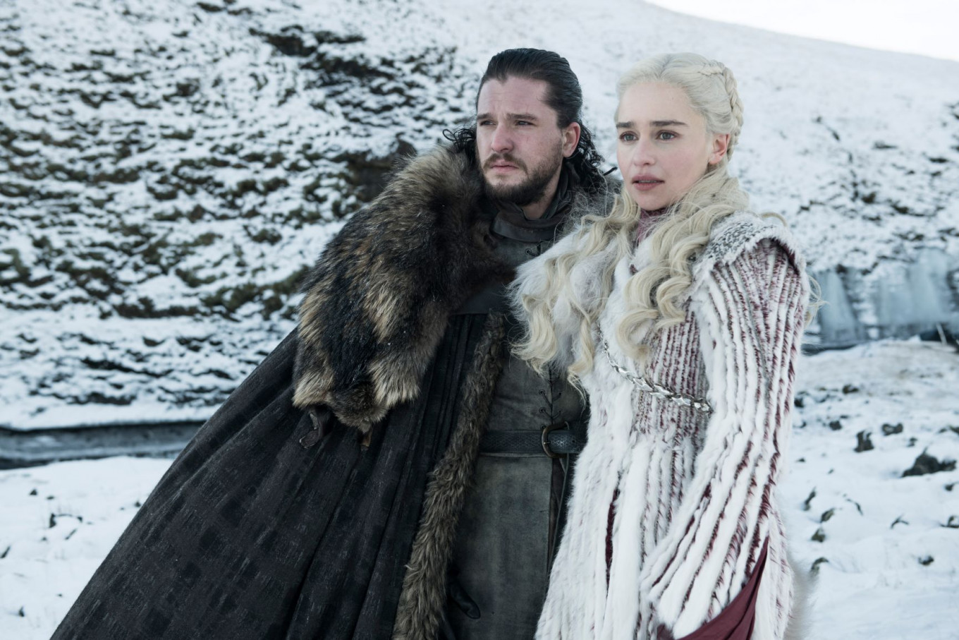 'Game of Thrones' returns for eighth and final season
