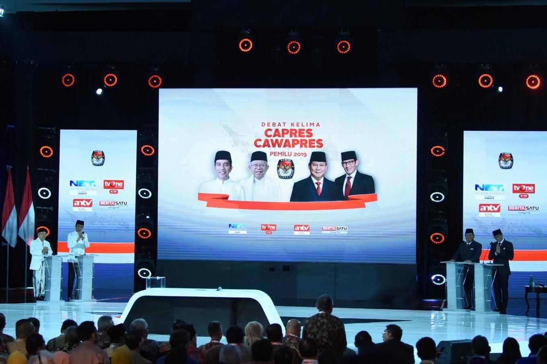 Jokowi, Prabowo pledge to empower women to achieve economic equality, inclusiveness