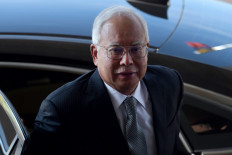 Malaysian ex-PM Najib faces bankruptcy over tax bill