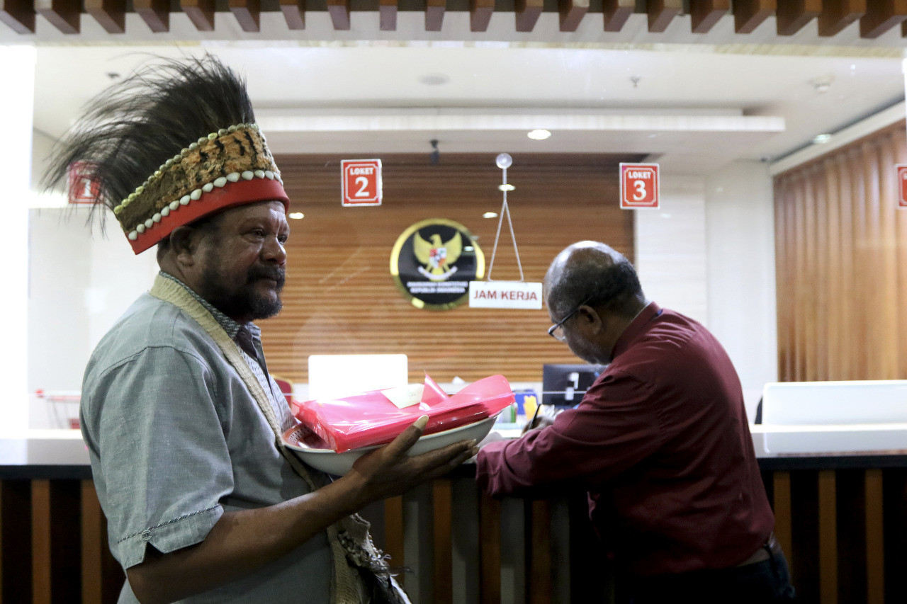 Lawyers, local leaders file for judicial review of Papuan referendum