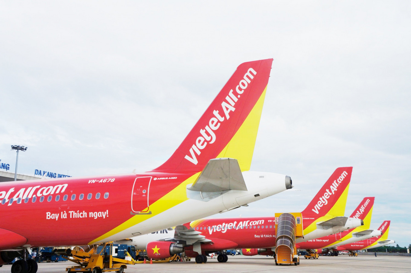 Sales begin for Vietjet's new route connecting Bali to Ho Chi Minh City