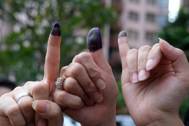 Indonesia's elections too expensive