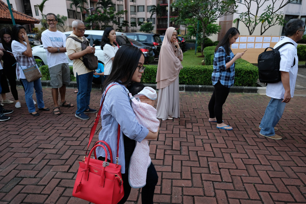 PPK members in two Jakarta districts investigated for election fraud