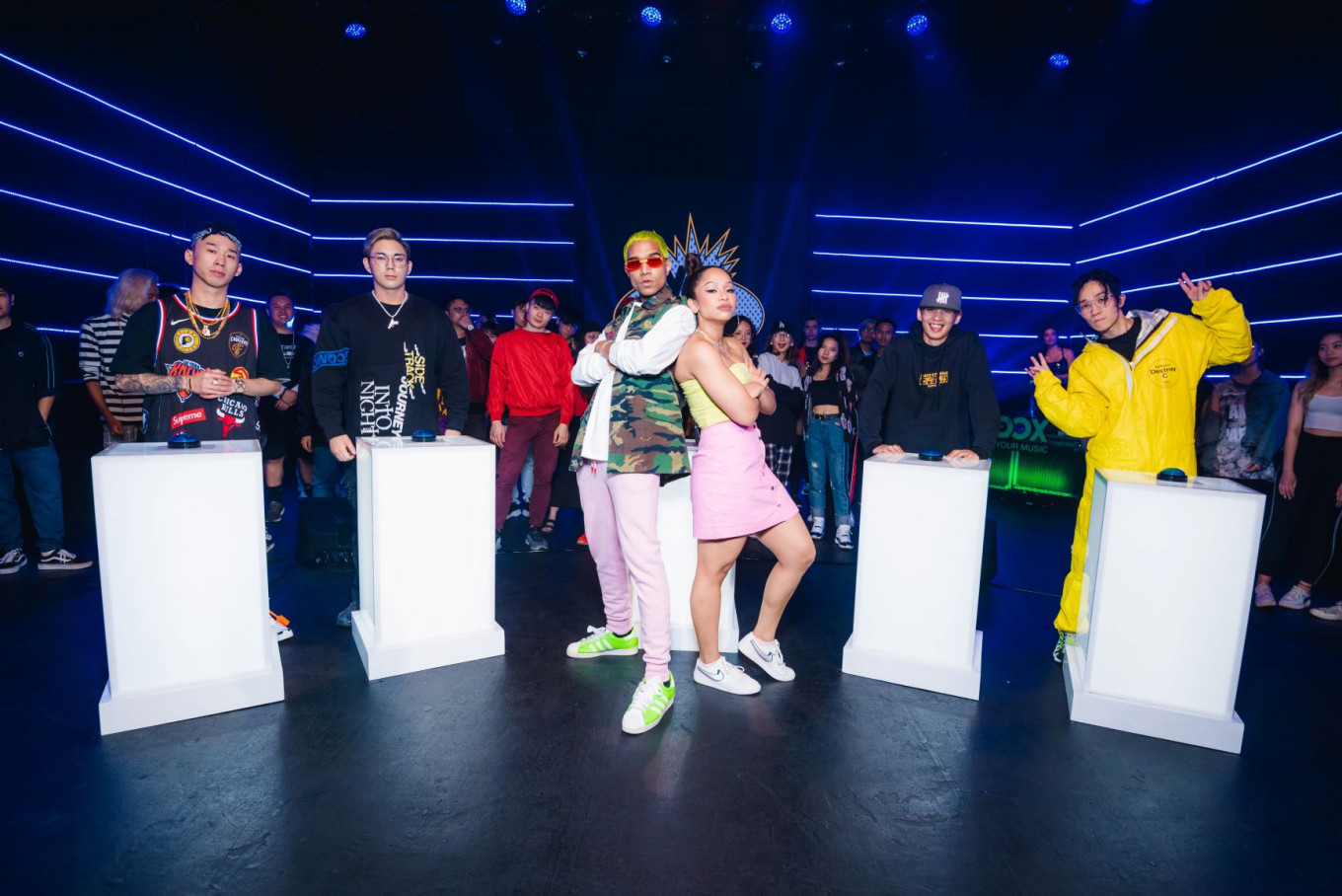 MTV Asia fires up all things hip hop with Asian twist