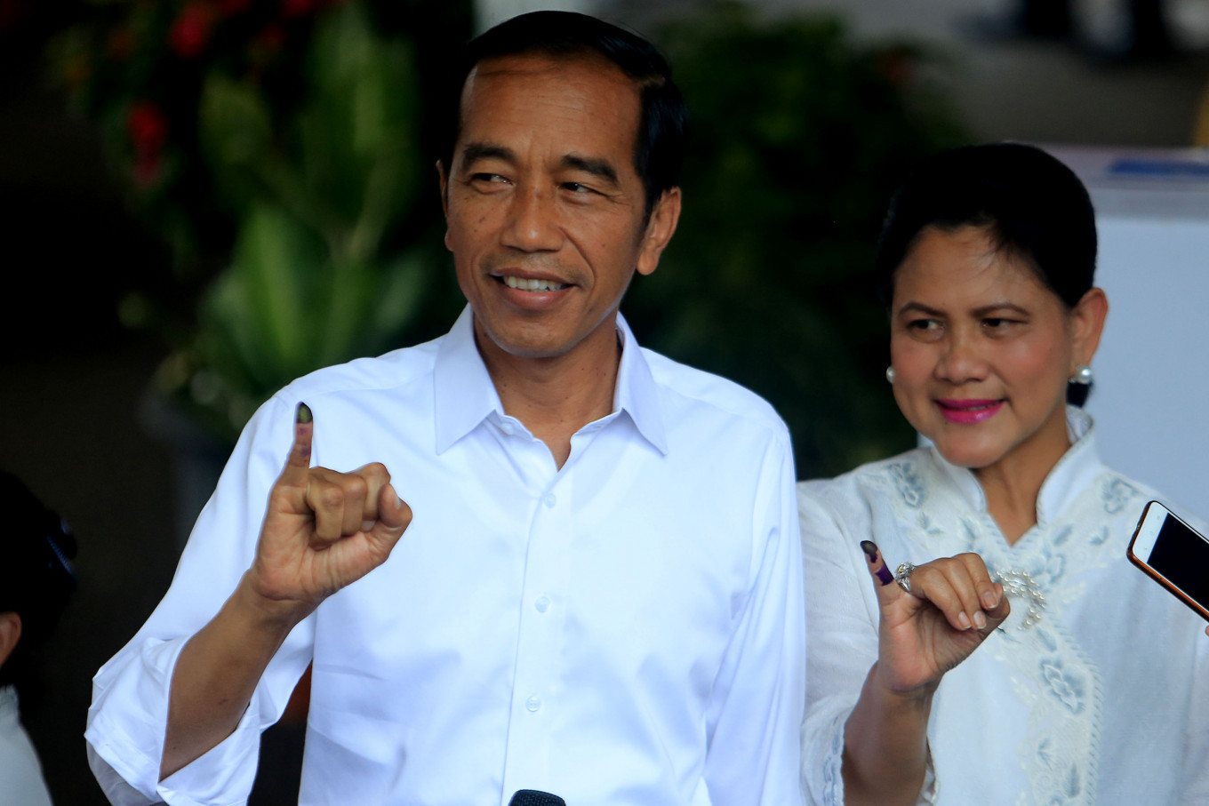 IT'S OVER: JOKOWI WINS
