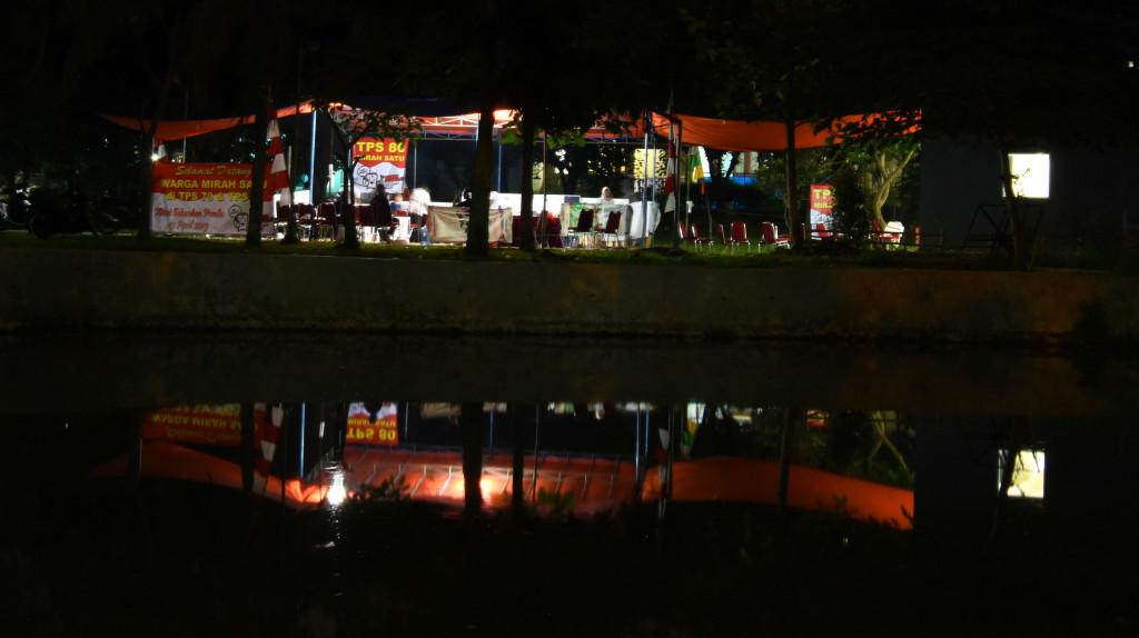 Bogor regency to compensate volunteers falling ill during election