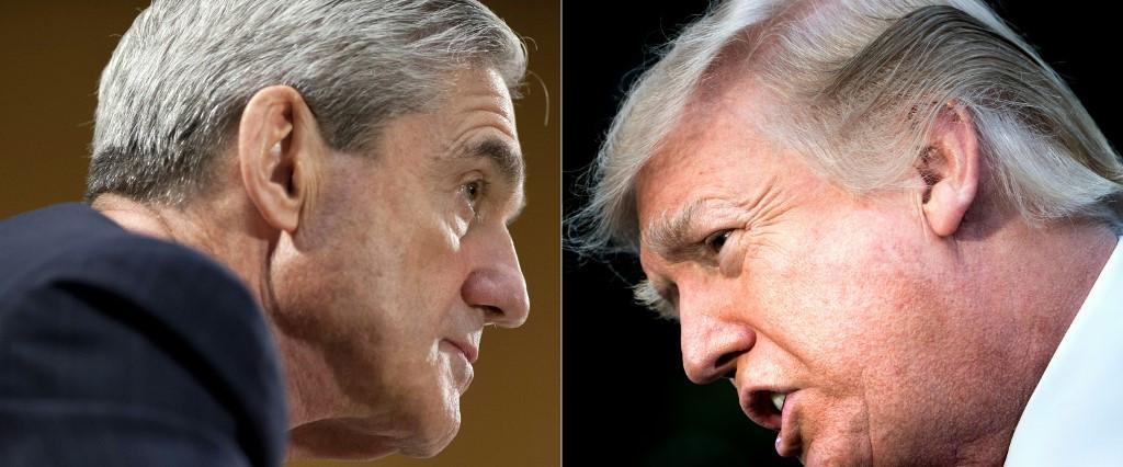 Mueller report details Trump's efforts to halt probe