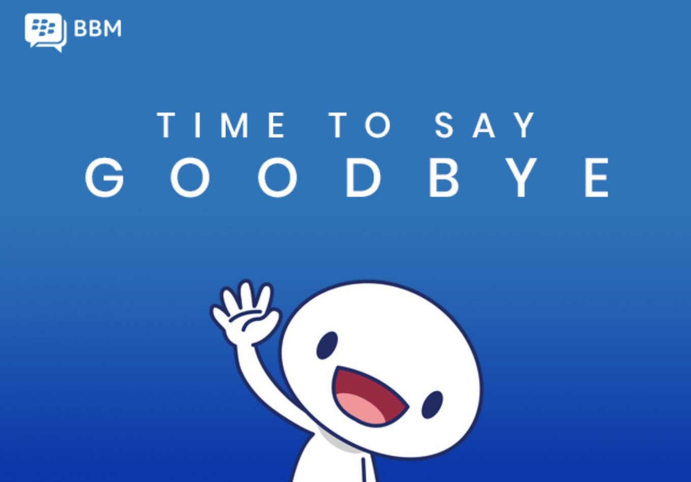 BBM is shutting down for consumers on May 31