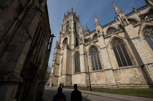 'Britain's Notre-Dame' tells fiery tale of restored glory