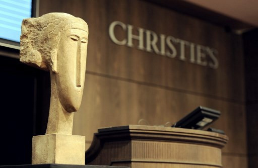 One of the last Modigliani sculptures in private hands to be auctioned at Christie's