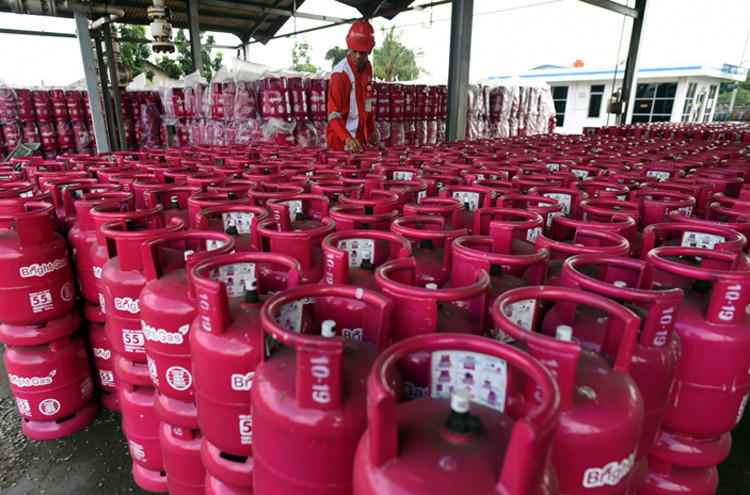 Pertamina offers discount for LPG Bright Gas on Kartini Day