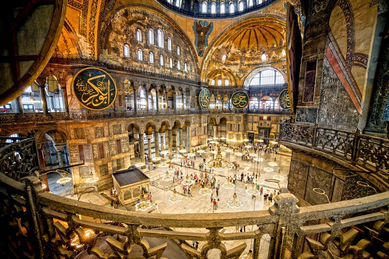 Changesto Istanbul's Hagia Sophia could trigger heritage review: UNESCO