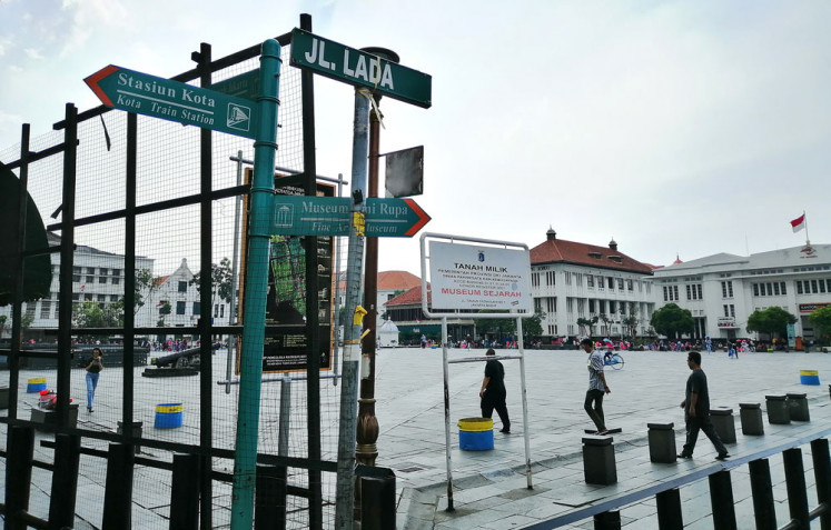 Jakarta attempts to reverse all-time low foreign tourist numbers