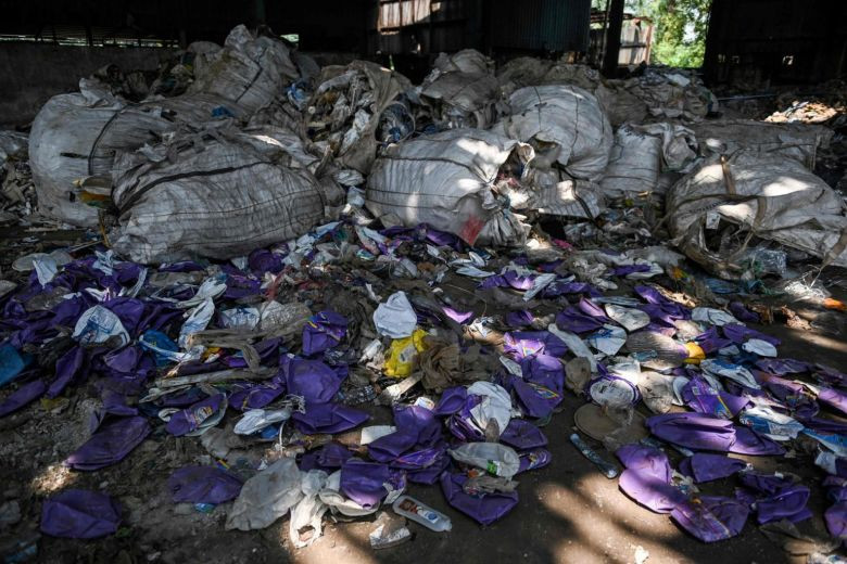 Malaysia returns trash, says it won't be the world's waste bin