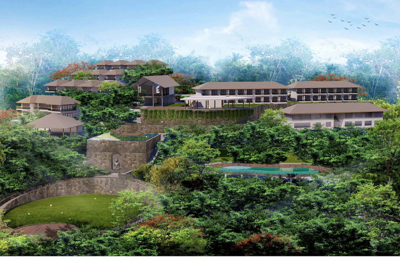 Thailand's boutique hotel brand to welcome guests in Bali