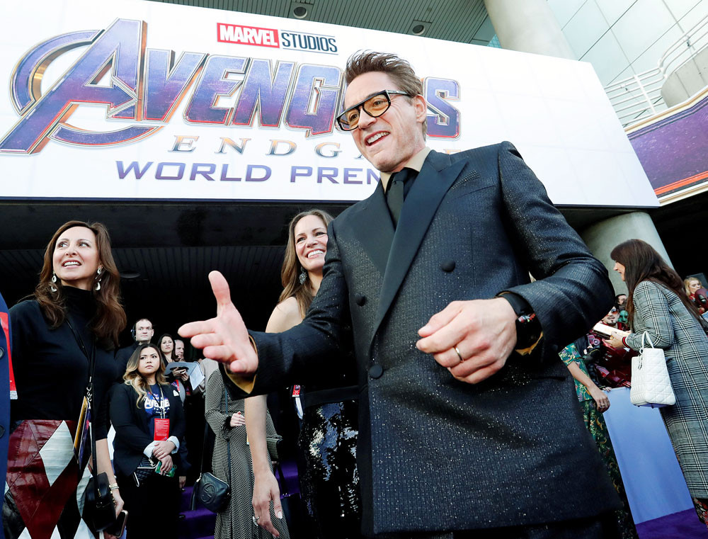 50 million tweets make 'Avengers: Endgame' most-tweeted-about movie