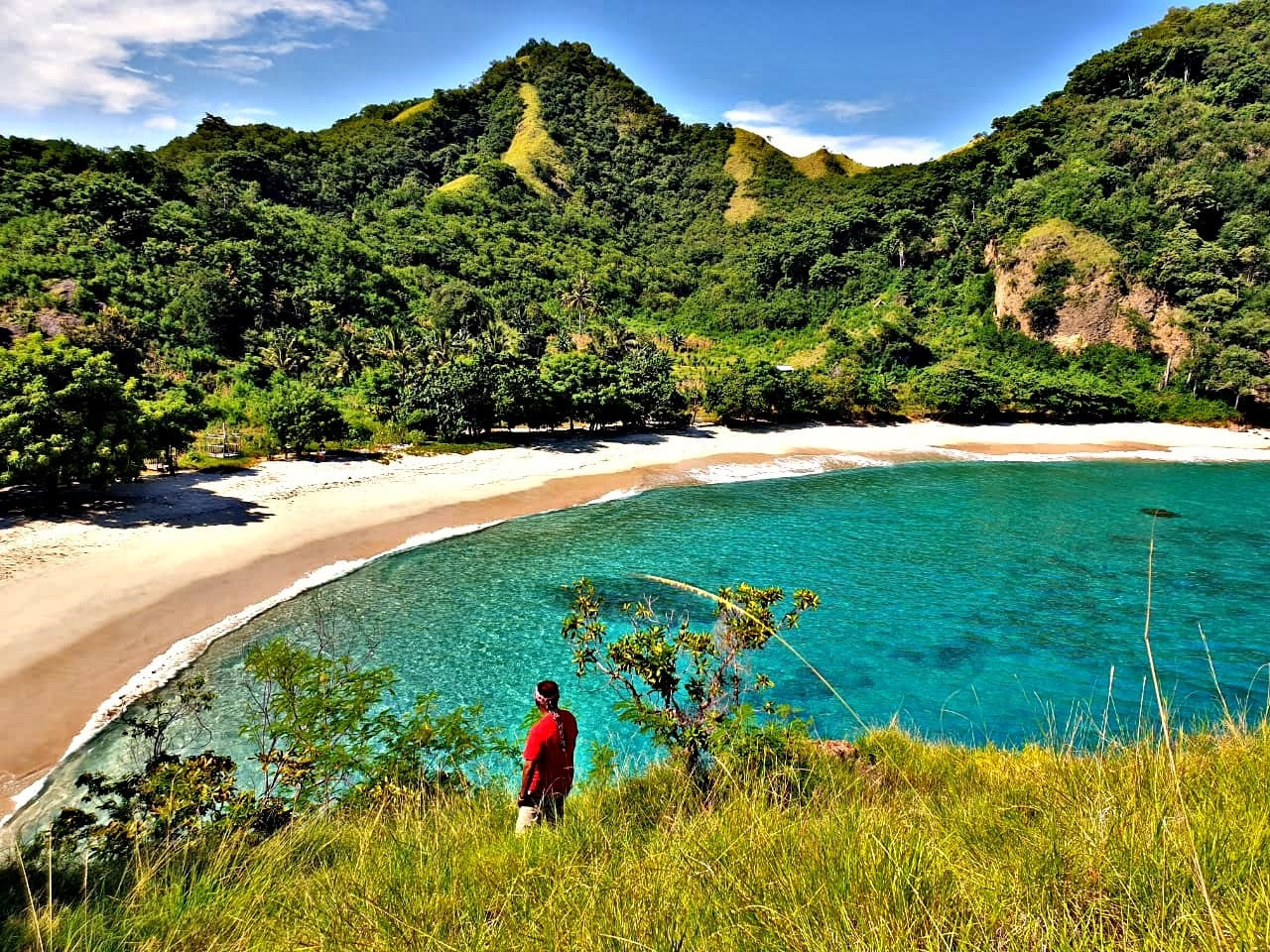 Koka Beach in East Nusa Tenggara promises thrilling adventure