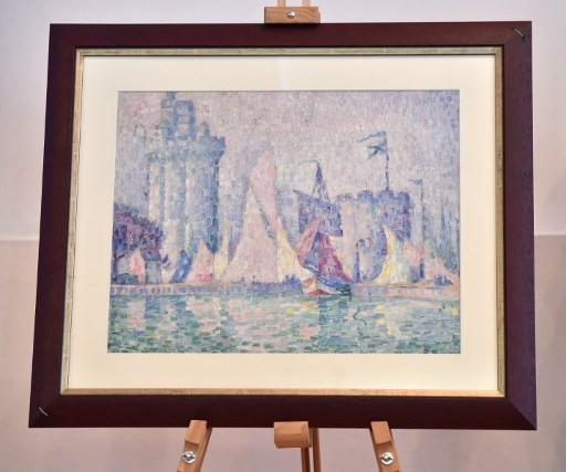 Stolen in France, 1.5 million euro Impressionist work found in Ukraine
