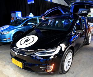 Blue Bird launches e-taxis