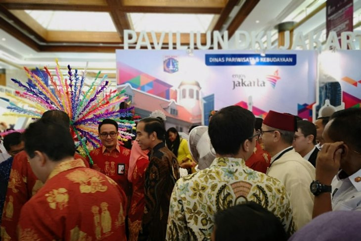 Online fair to boost Indonesia's handicraft market share: Jokowi