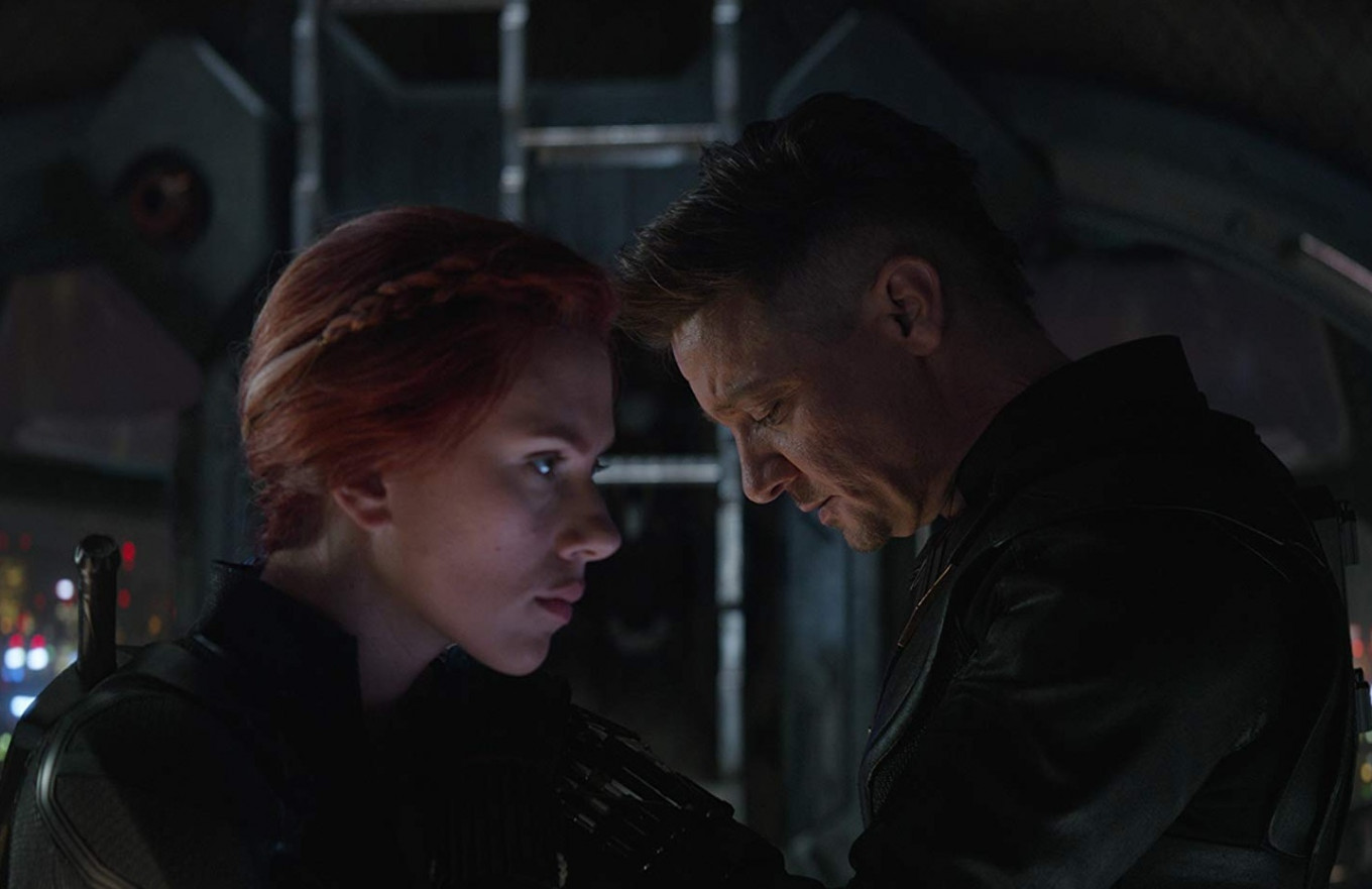 'Avengers: Endgame' sets box-office record at $1.2 billion