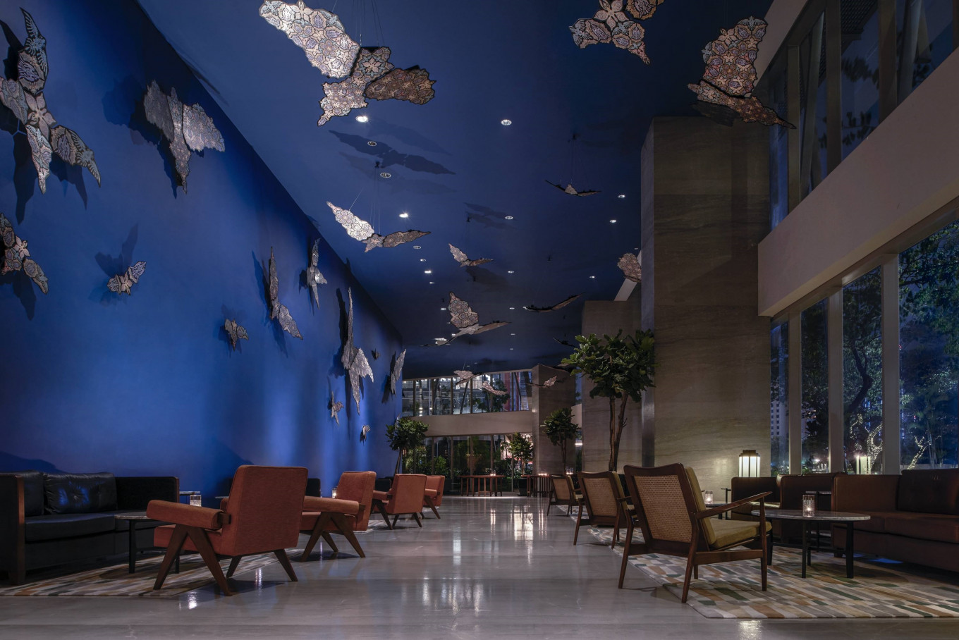 Chic urban resort meets business hotel in Alila SCBD Jakarta