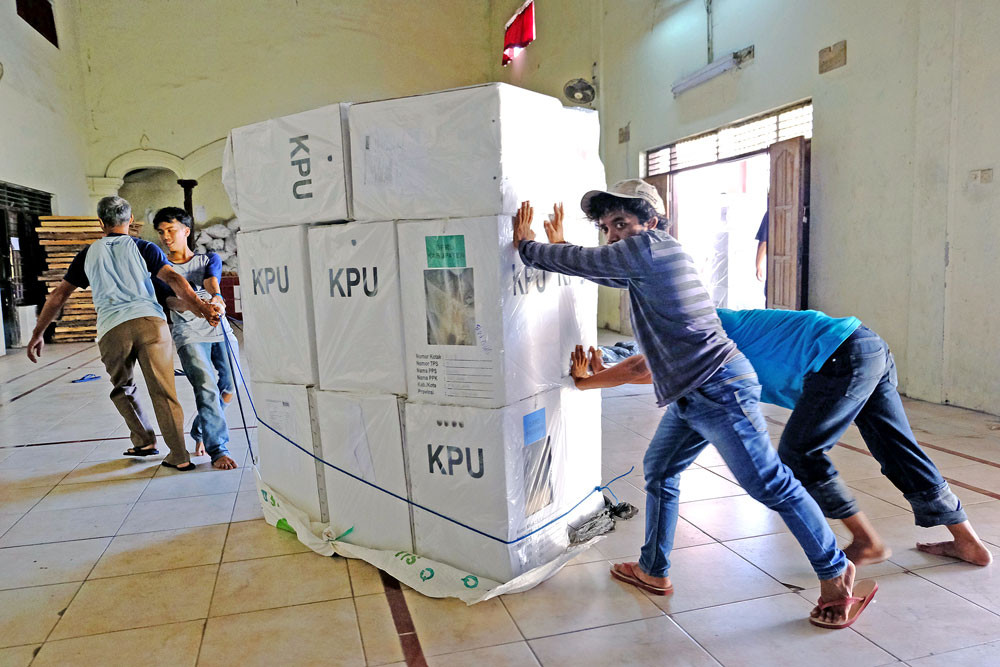 Can e-voting solve Indonesia's election woes?