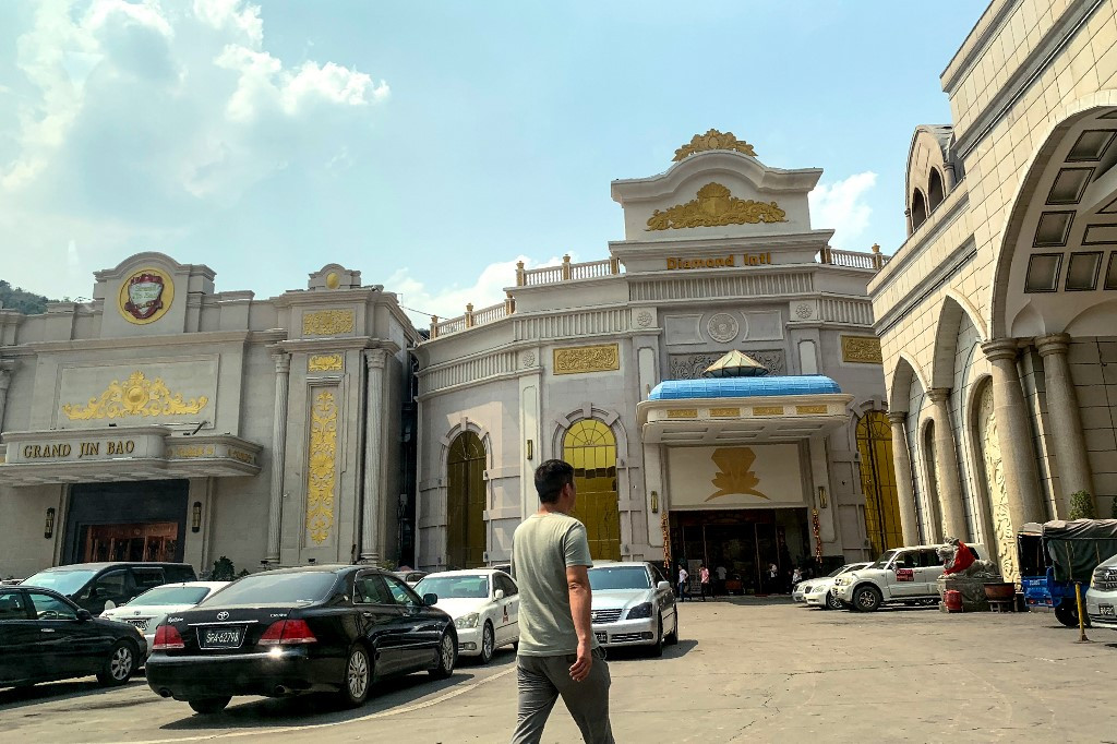 Sex, casinos and tiger parts: Myanmar's vice-riddled China frontier