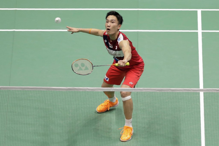 Kento Momota hurt in accident on MEX Expressway, van driver killed