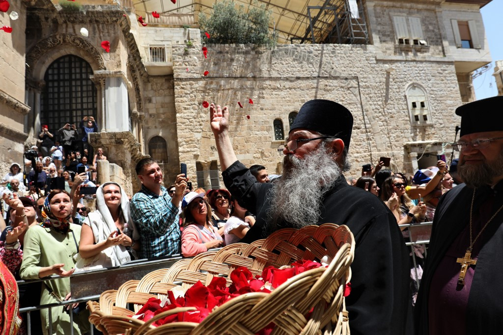 One dead during Orthodox Easter celebrations in Greece