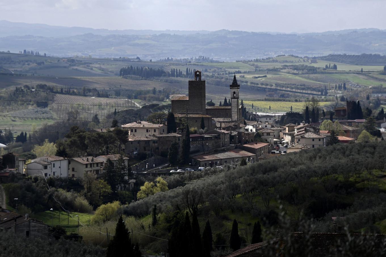 Tuscan paradise where da Vinci's genius bloomed