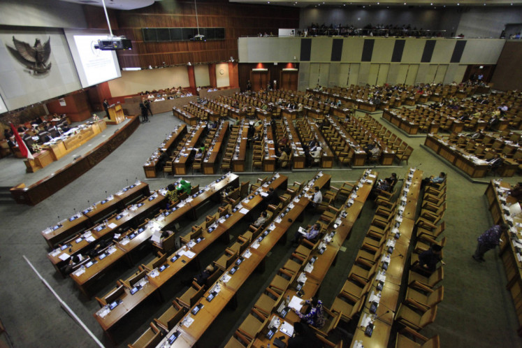 House seals the deal: All political parties to get leadership seat in MPR