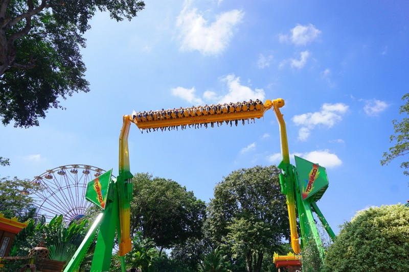 Dufan to launch seven new rides in June