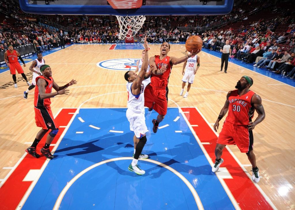 Sixers down Raptors to level series, Nuggets beat Blazers
