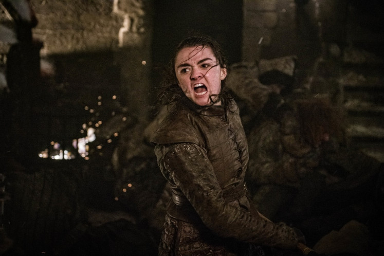 'Game of Thrones' creator confirms video game project