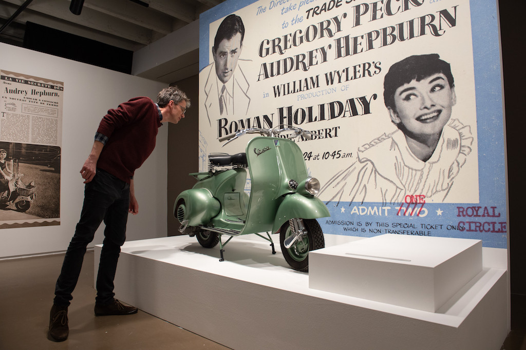 Brussels show presents private side of screen icon Audrey Hepburn