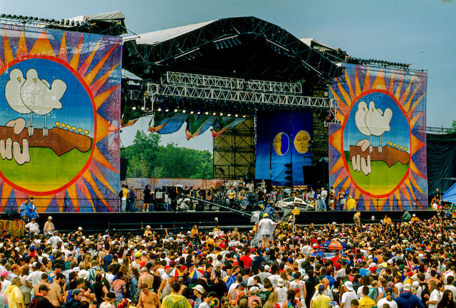 In Today S America Plagued By Shootings Woodstock 2 0