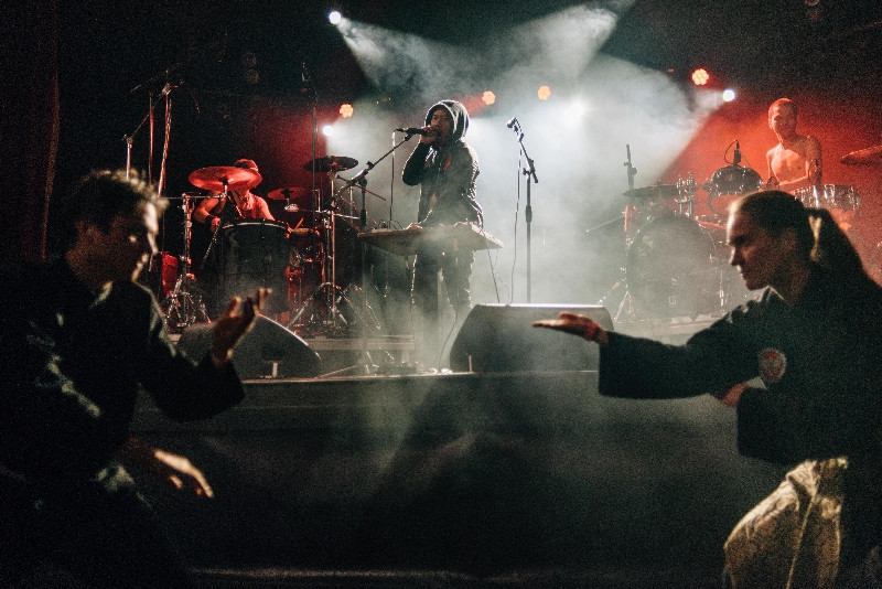 Indonesian performers make noise at Berlin's CTM fest