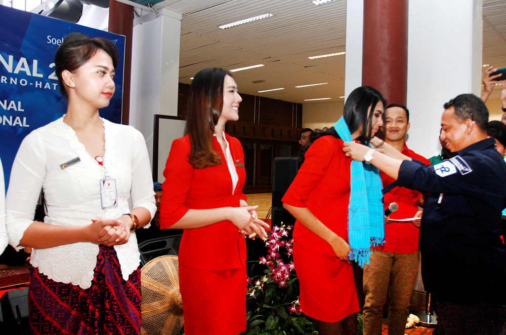Soekarno-Hatta Terminal 2F dedicated to low-cost carriers