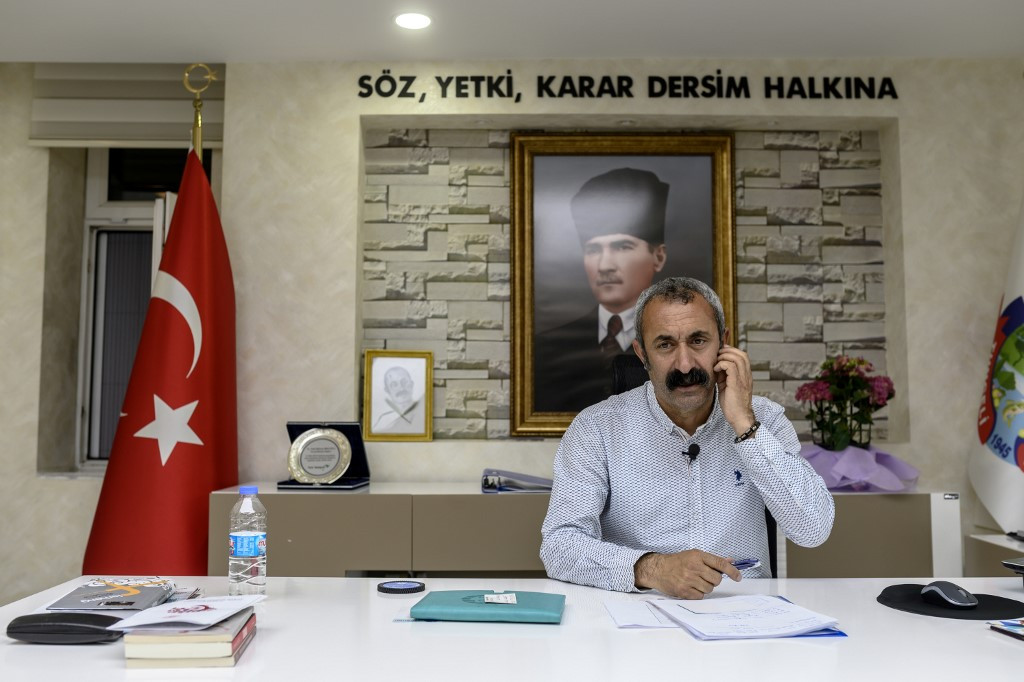 Turkey's 'Communist mayor' tears down walls with fresh approach