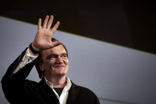 Tarantino's new film makes the cut for Cannes