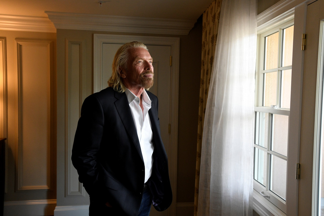 Billionaire Branson urges business to back LGBT+ rights