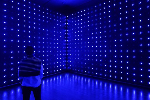 Tatsuo Miyajima's largest exhibition on show in Shanghai this summer