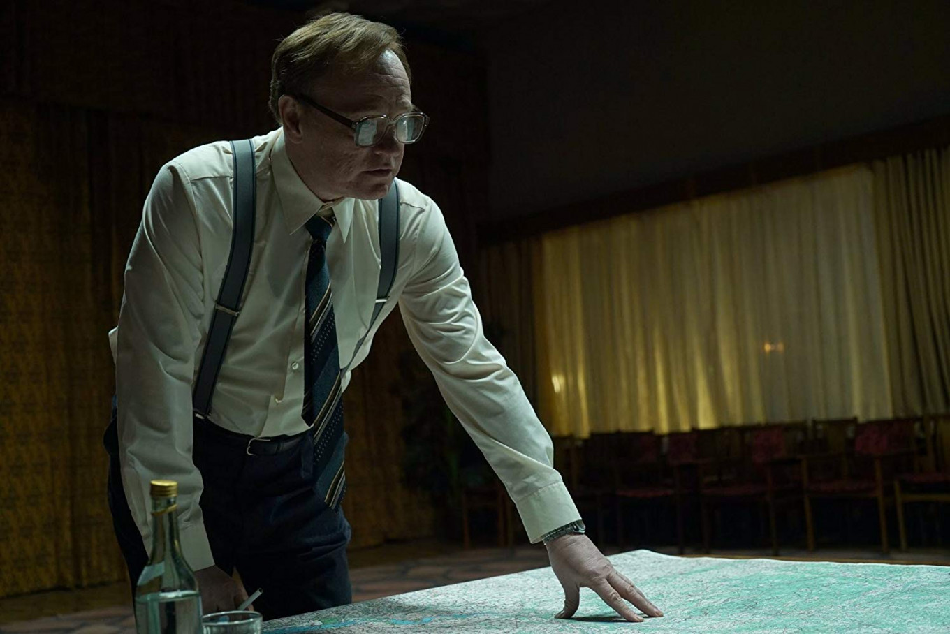 New Series 'Chernobyl' Peeks Into Conspiracy Of The 1986