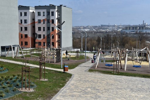 Tired to trendy: Architects give Russian provinces urban makeover