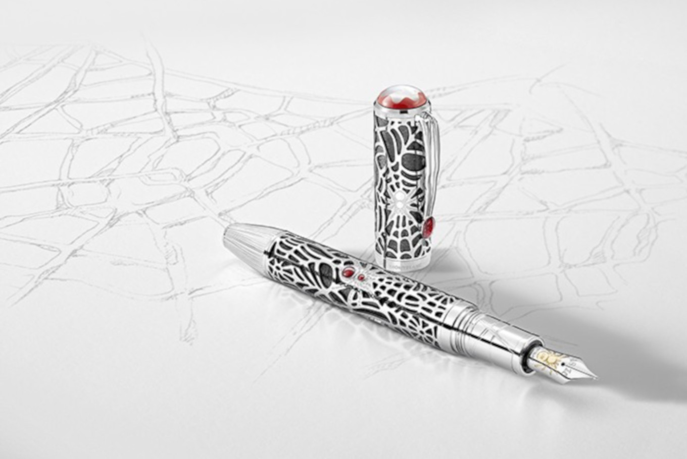Montblanc extends luxurious legacy with High Artistry collection