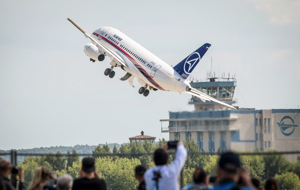 Sukhoi Superjet 100: chequered past of Russian aviation hope