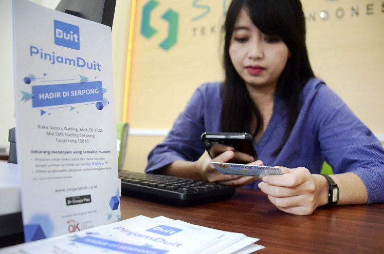 Fintech companies need strict law to protect consumers, ensure fair business
