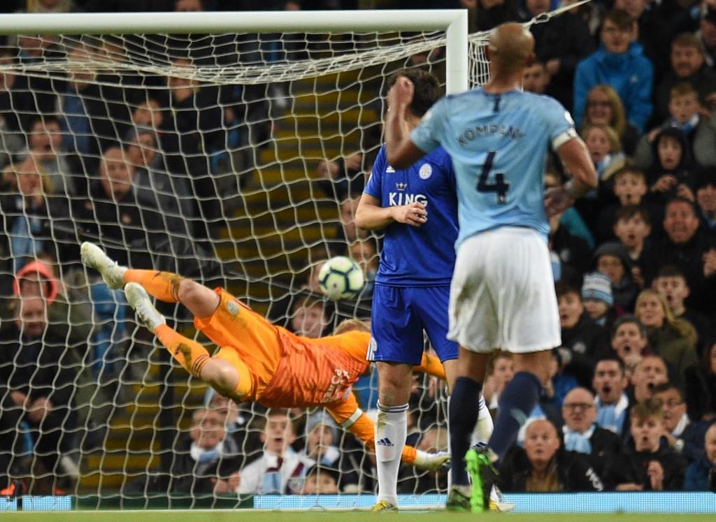 Goal hero Kompany makes good on promise as Man City go top again